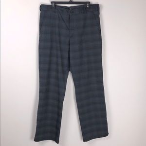 Nike Plaid Golf Pants Size 34/32